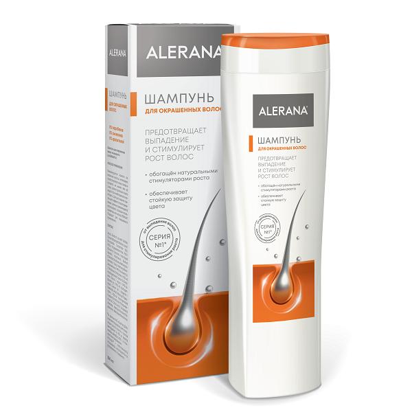 Алерана шампунь для окрашенных волос 250мл