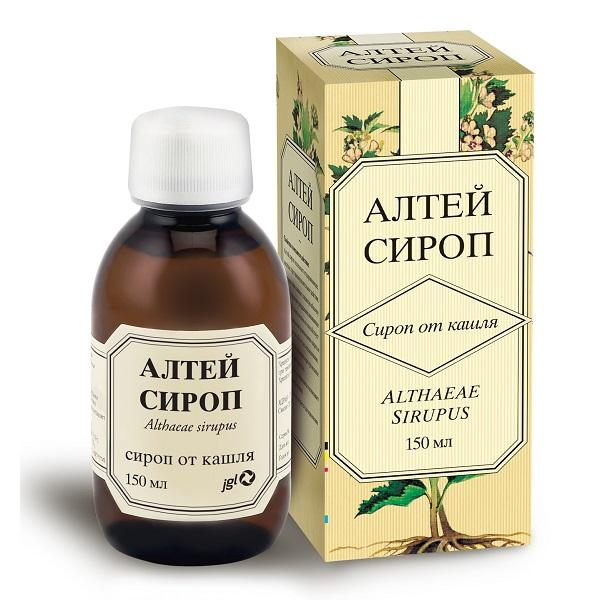 Алтея сироп (фл. 150мл)