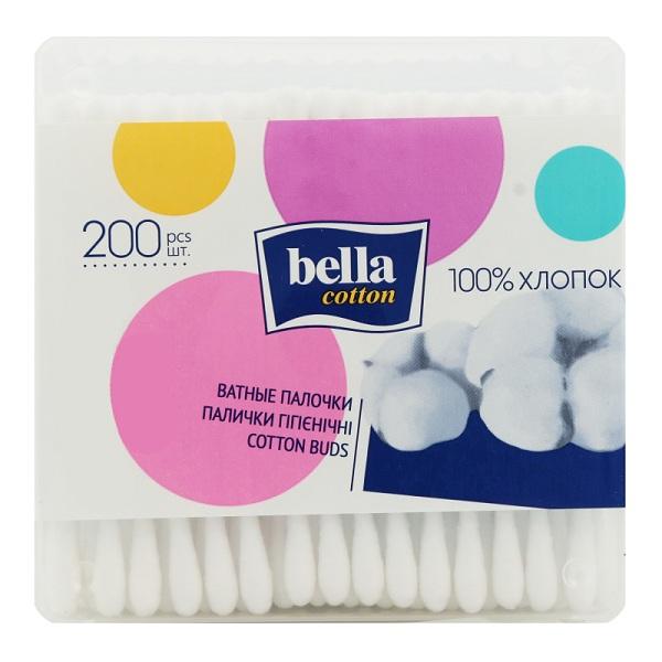 Белла ватные палочки (№200) фото