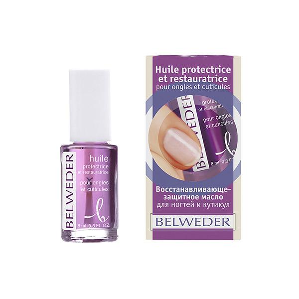 Бельведер защитное масло для ногтей и кутикул