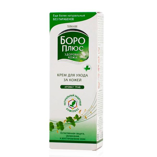 Боро-плюс (крем 50мл (зеленый))