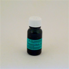 Бриллиантовый зеленый раствор 1% 10мл крышка с помазком