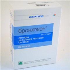 Бронхоген (капс.200мг №60 (с пептидами))