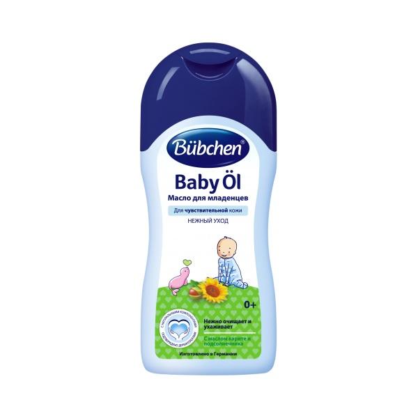 Бюбхен масло (фл. 200мл (д/младенцев))