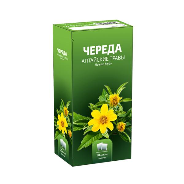 Череды трава фильтр-пакеты 1,5г №20