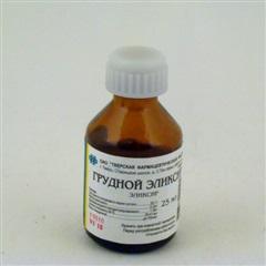 Эликсир грудной (фл. 25мл)