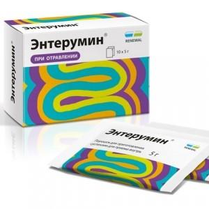 Энтерумин (пор. д/сусп 5г №10)