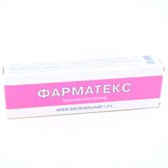 Фарматекс крем туба 72г