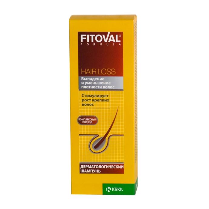 Фитовал (Шампунь от выпадения волос 200мл)