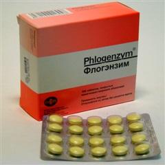 Флогэнзим (таб. п/о №100)