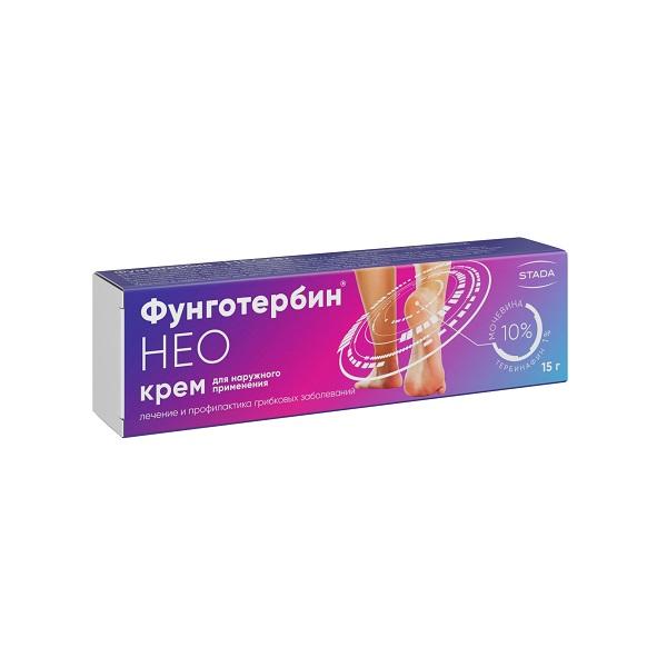 Фунготербин нео крем (туба 15г)