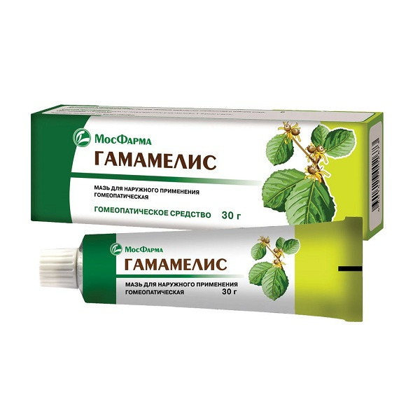 Гамамелис мазь 30г