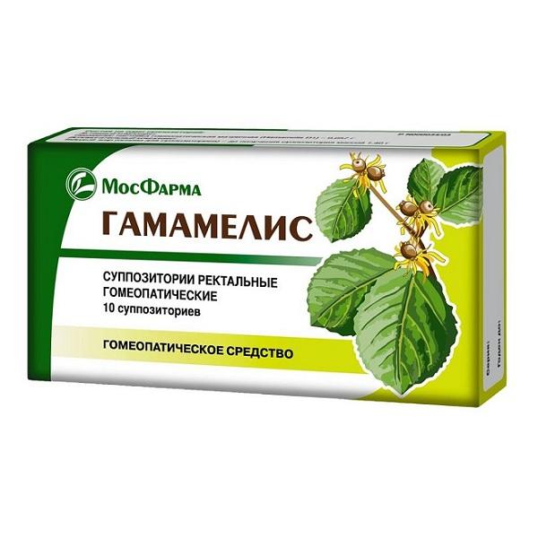 Гамамелис (супп. №10)