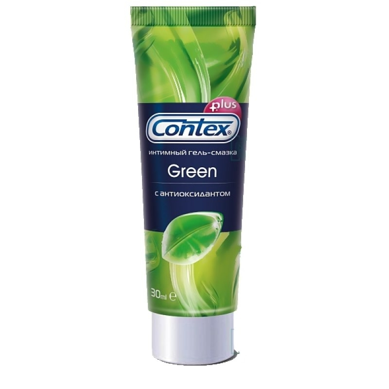 Гель-смазка Contex Green (туба 30мл) фото