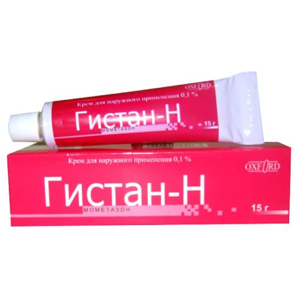 Гистан-Н крем (туба 0,1% 15г)