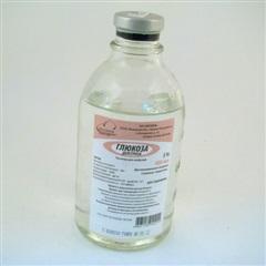Глюкоза (фл. 5% 400мл)