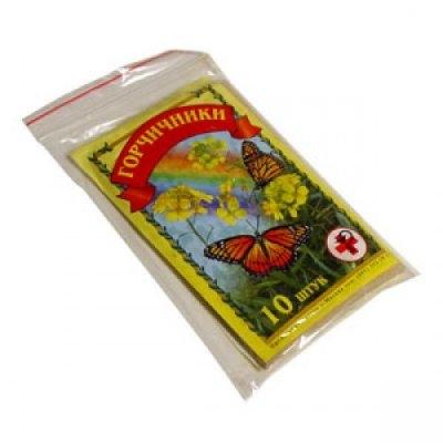 Горчичник-пакет (№10)