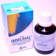 Иммунал (фл.50мл)