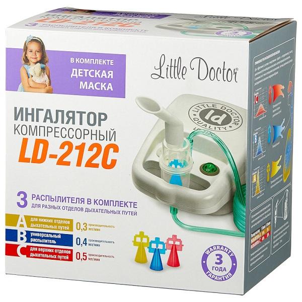 Ингалятор компрессорный (LD 212C)