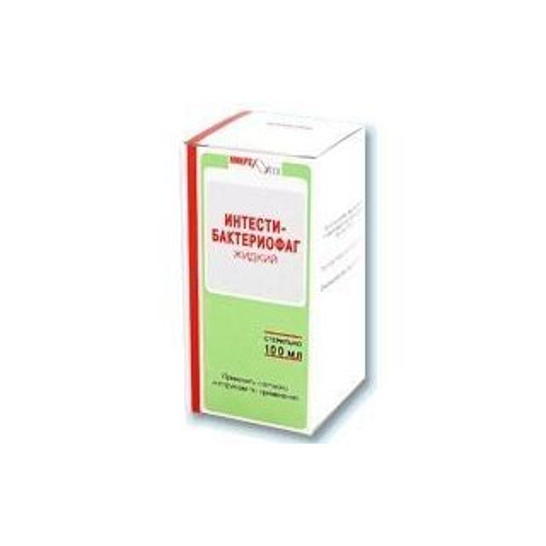 Интести-бактериофаг (фл. 100мл)