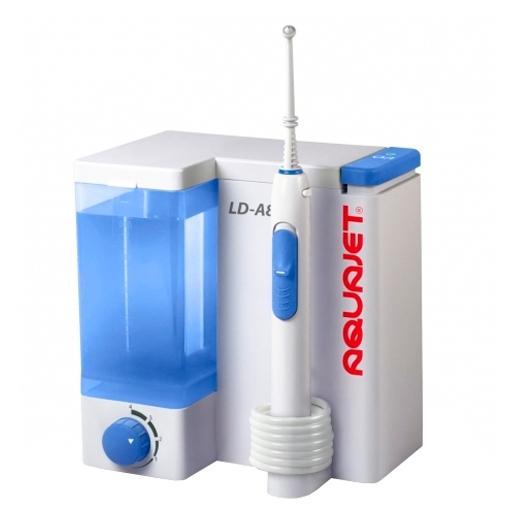 Ирригатор Aguajet LD-A8 (для полости рта (белый))