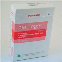 Кардиоген (капс.200мг №60 (с пептидами))