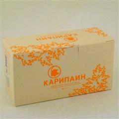 Карипаин сухой бальзам (пор.лиоф.д/тела 1г №10)