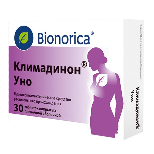 Климадинон Уно (таб.п/об. №30)