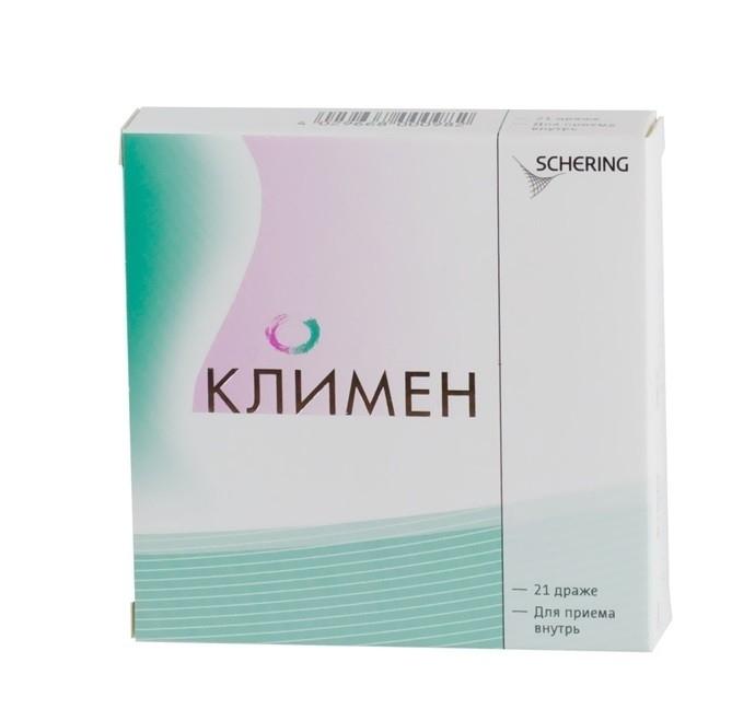 Климен (таб.п/об. №21)