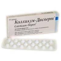 Колхикум-дисперт (таб.п/об. №20)