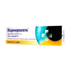 Корнерегель гл.гель (туба 5% 5г)