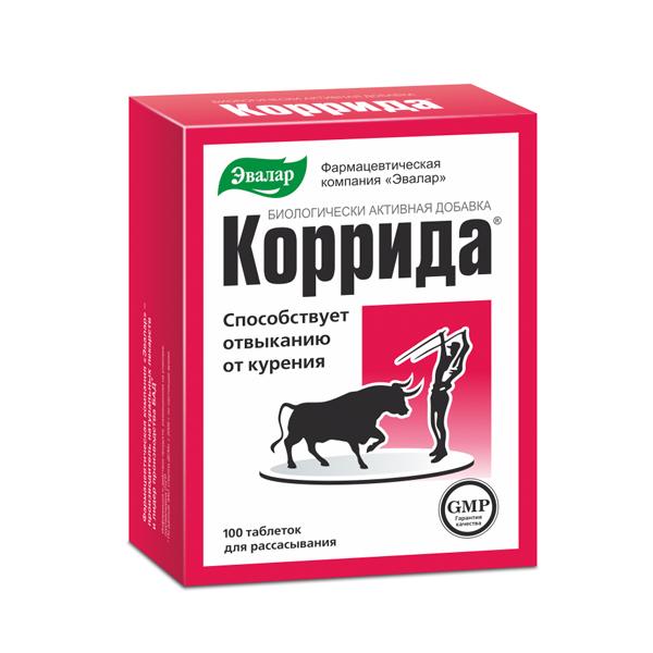 Коррида таблетки №100