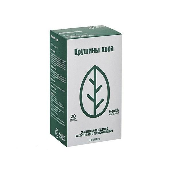 Крушины кора (ф/п 1,5г №20)