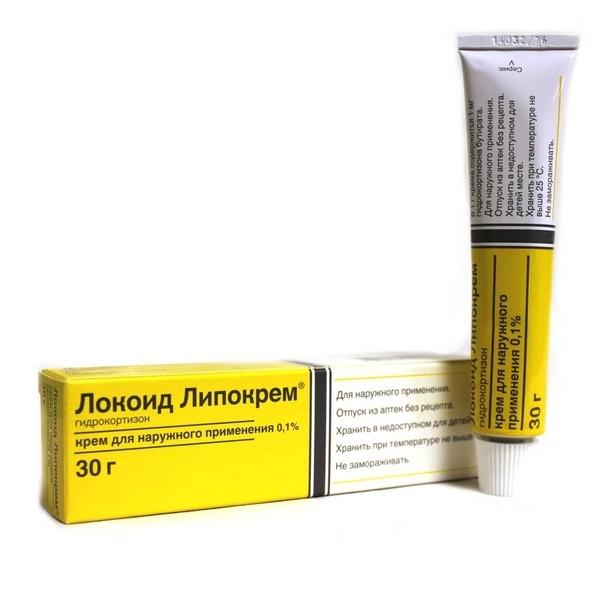 Локоид Липокрем (крем туба 0,1% 30г)