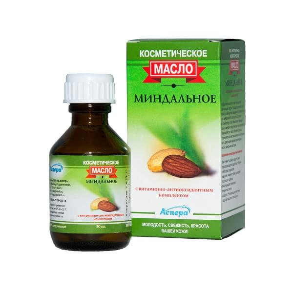 Масло Миндальное с витаминно-антиоксидантным комплексом 30мл