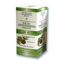 Масло терпентинное (фл. 100мл)