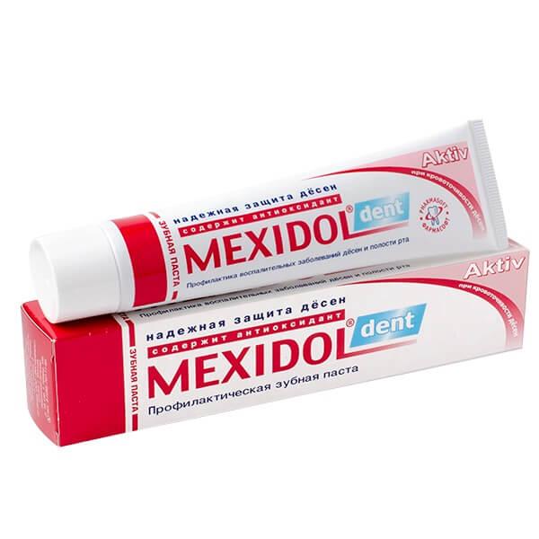 Мексидол Дент (актив зуб. паста 65,0)