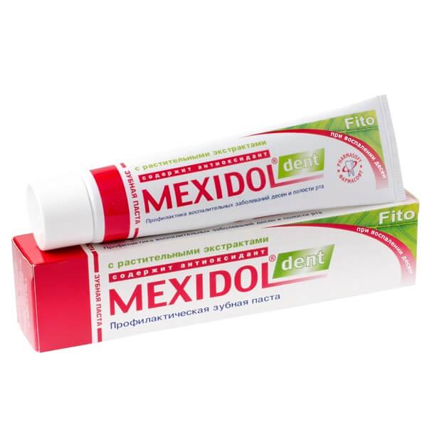 Мексидол Дент (фито зуб. паста 65,0)