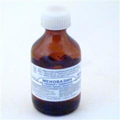 Меновазин (фл.40мл)