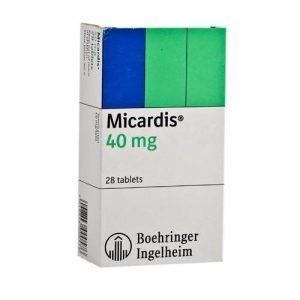 Микардис (таб. 40мг №28)