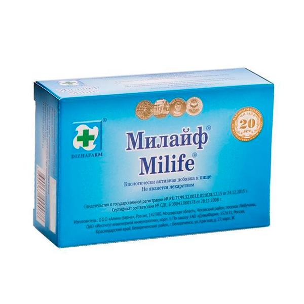 Милайф (таб. 500мг №30)