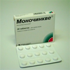 Моночинкве (таб. 40мг №30)