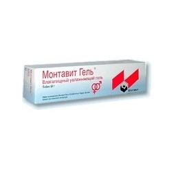 Монтавит гель (туба 50г)