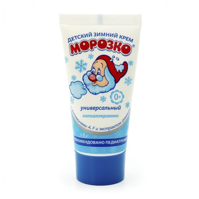 Морозко крем (зимний детский 50г)