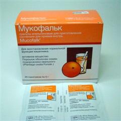 Мукофальк (пак. 5г №20 (апельсин))