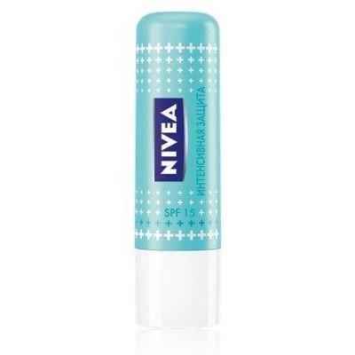 Нивея (лип бальзам д/губ интенсивн. защита 4,8г)