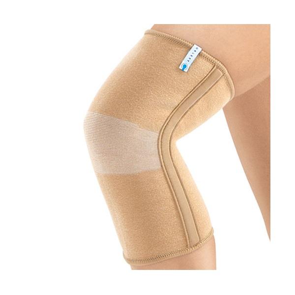 Орлетт Бандаж на колено с металлическими спиральными ребрами MKN-103(М) размер S фото