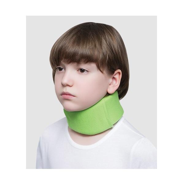 Орлетт Бандаж на шейный отдел позвоночника БН6-53 размер 6 зеленый для детей старше 1 года