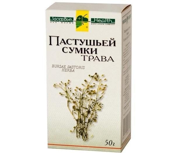 Пастушья сумка трава (50г)