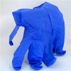 Хартманн перчатки Пеха-Софт нитрил фино нестерильные р.М 1 пара